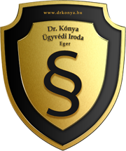 Dr. Kónya Ügyvédi Iroda - Eger