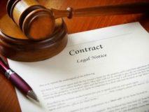 Szerzõdésszegés, kártérítés, fizetési felszólítás - ügyvéd Eger